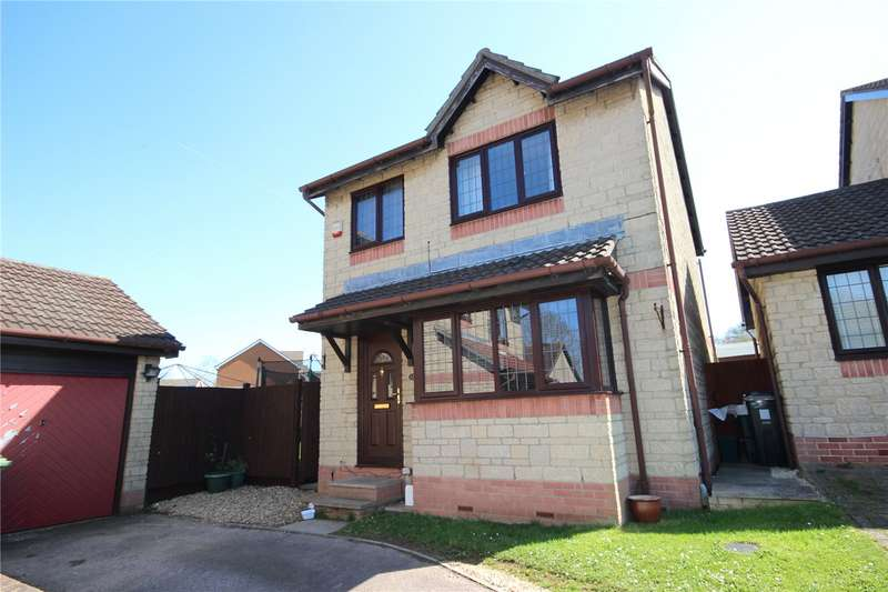 3 Bedrooms Detached House for sale in The Worthys Bradley Stoke Bristol BS32