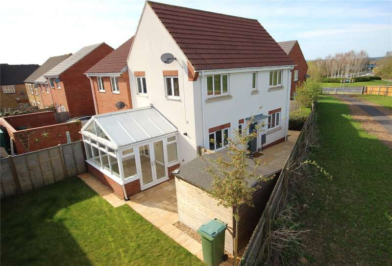 3 Bedrooms Semi Detached House for sale in Earl Close Stoke Gifford Bristol BS34