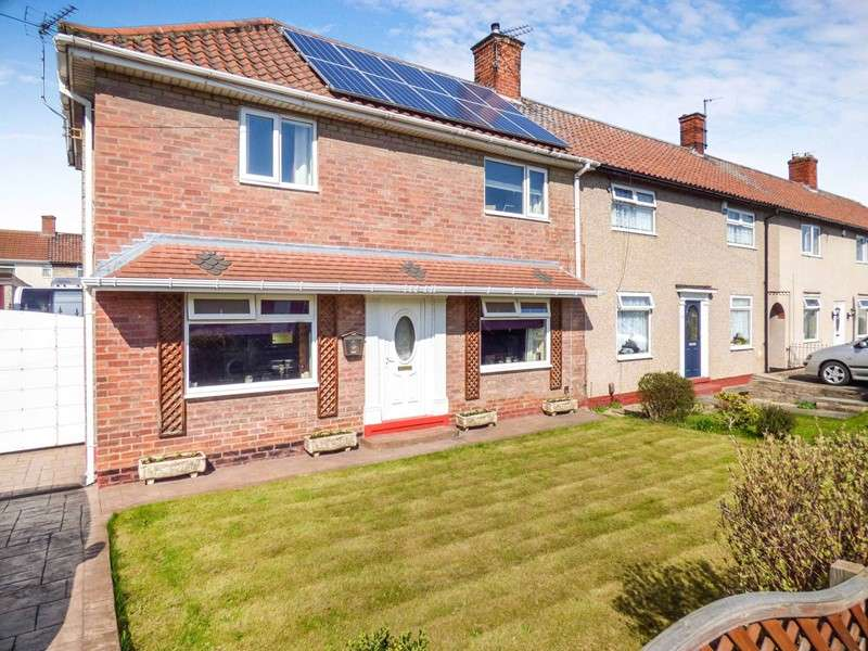 3 Bedrooms Property for sale in Central Avenue, Billingham, Stockton on Tees, Cleveland, TS23 1LT