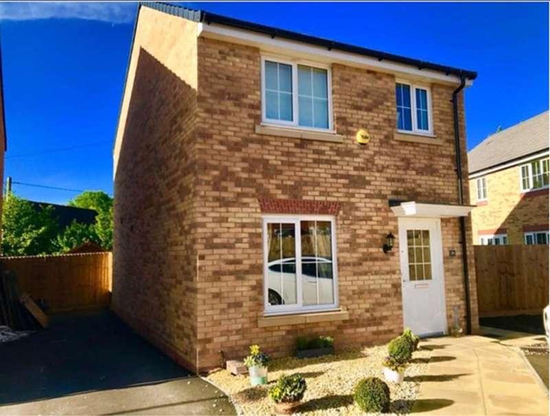 3 Bedrooms Detached House for sale in Llwybr Y Coetir, Caerphilly