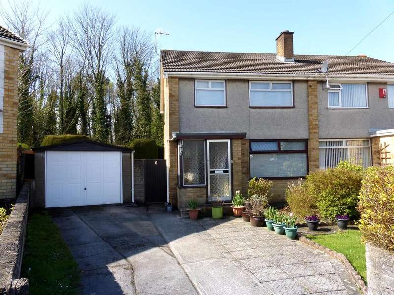 3 Bedrooms Semi Detached House for sale in Pen Yr Heol, North Cornelly
