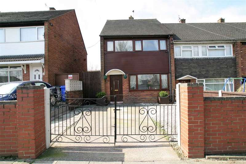 3 Bedrooms Town House for sale in Dividy Road, Stoke on Trent