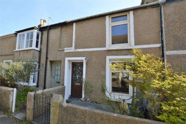 1 Bedroom Terraced House for sale in Redinnick Place, Penzance, Cornwall