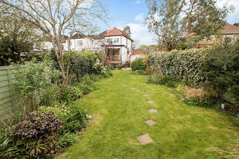 2 Bedrooms Semi Detached House for sale in High Street, Wraysbury, TW19