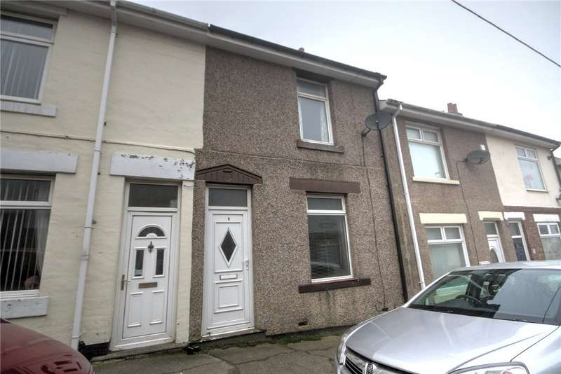 3 Bedrooms Terraced House for sale in Frederick Street, Coundon, Bishop Auckland, DL14