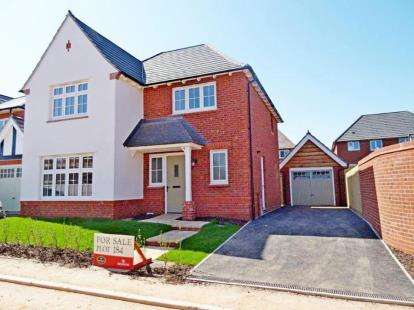 4 Bedrooms Detached House for sale in Shutterton Lane, Dawlish, Devon