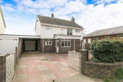 4 Bedrooms Link Detached House for sale in Vicarage Lane, Gresford, Wrexham, Wrecsam, LL12