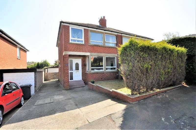 3 Bedrooms Semi Detached House for sale in Hillside Avenue, Kirkham, Preston, Lancashire, PR4 2YR