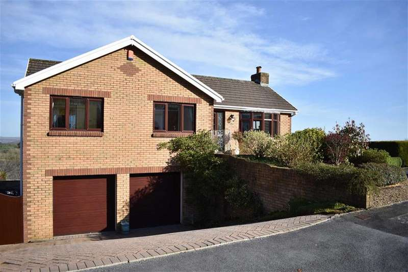 4 Bedrooms Detached House for sale in Brodawel, Llannon