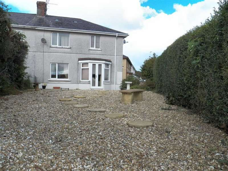 4 Bedrooms Semi Detached House for sale in Corporation Avenue, Llanelli