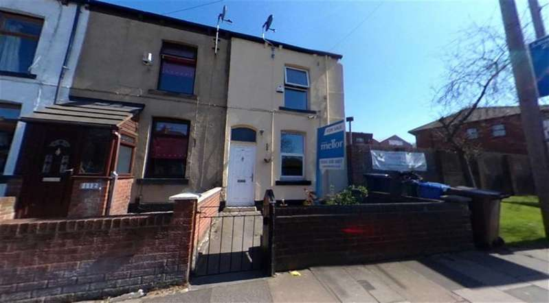 2 Bedrooms Terraced House for sale in Victoria Road, Dukinfield