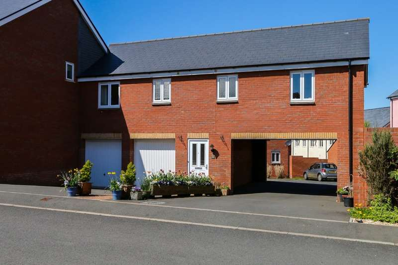 2 Bedrooms Semi Detached House for sale in Mead Cross, Cranbrook
