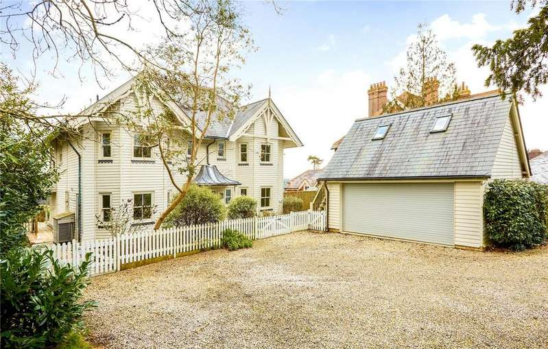 5 Bedrooms Detached House for sale in Mayfield Lane, Wadhurst, East Sussex, TN5