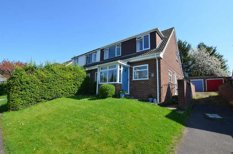 3 Bedrooms Semi Detached House for sale in Chichester Road, Tilehurst, Reading