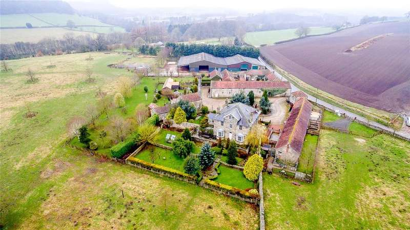 7 Bedrooms Detached House for sale in Cropton, Pickering, North Yorkshire
