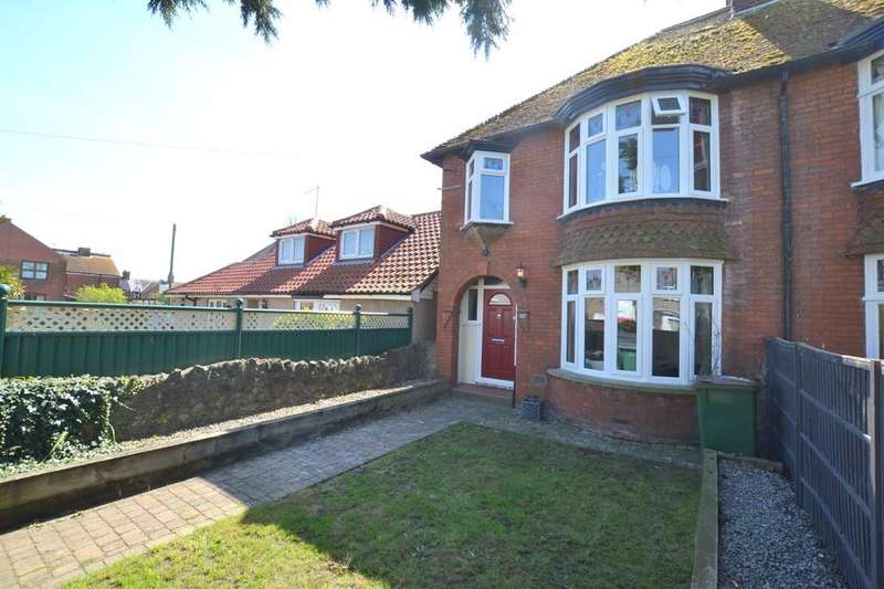 3 Bedrooms End Of Terrace House for sale in Dymchurch Road, Hythe, Kent