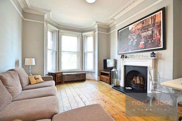 2 Bedrooms Maisonette Flat for sale in Kennington Oval, Vauxhall, SE11