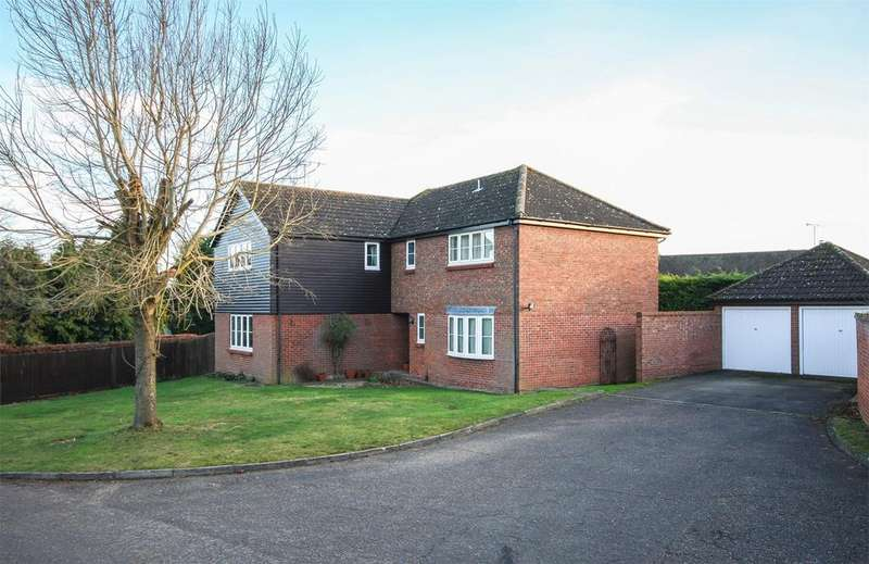 6 Bedrooms Detached House for sale in Five Acres, Cambridge Road, Stansted Mountfitchet, Essex