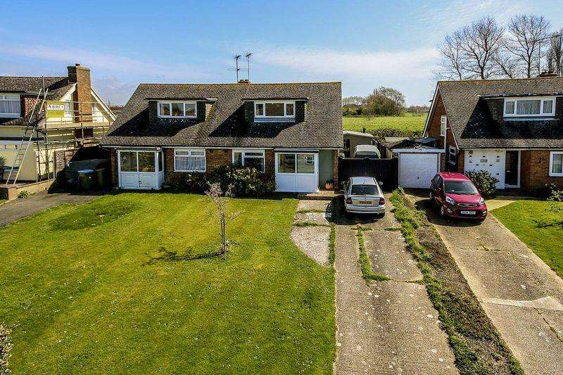 2 Bedrooms Semi Detached House for sale in Littlehampton