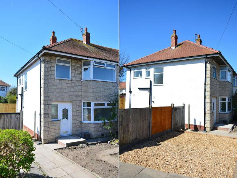 3 Bedrooms End Of Terrace House for sale in Collins Avenue, Bispham, Blackpool, FY2 0NX