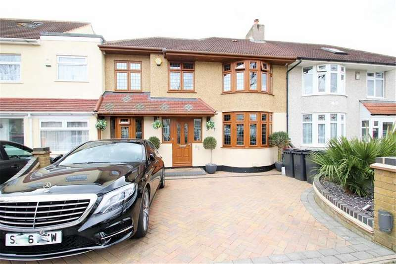 5 Bedrooms Semi Detached House for sale in Fairlawn Avenue, Bexleyheath