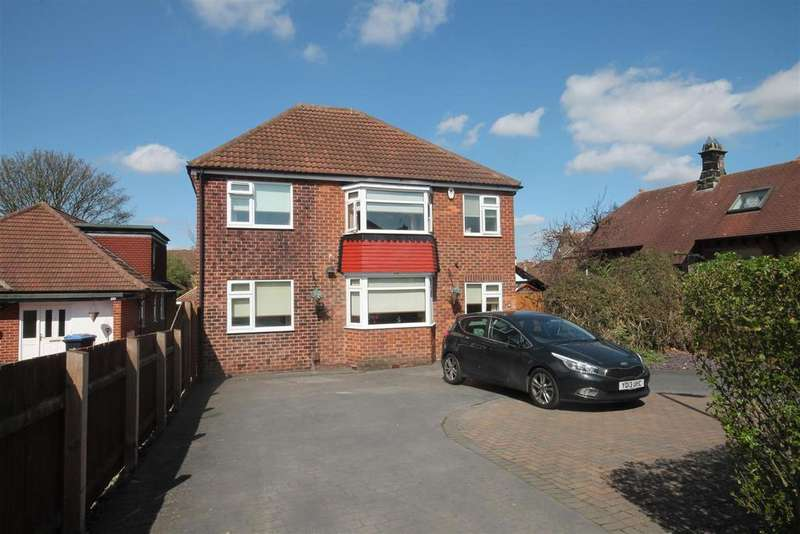 4 Bedrooms Detached House for sale in Gunnergate Lane, Marton-In-Cleveland