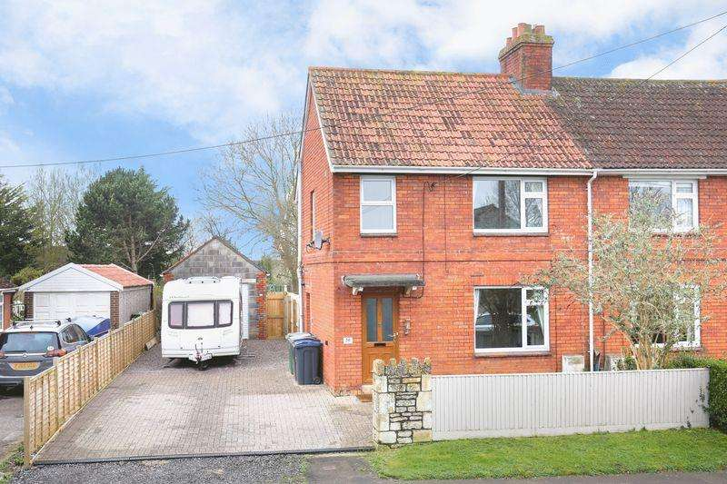 3 Bedrooms Semi Detached House for sale in Hill Street, Trowbridge