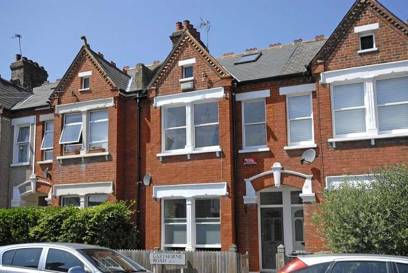 5 Bedrooms Terraced House for sale in Garthorne Road, SE23