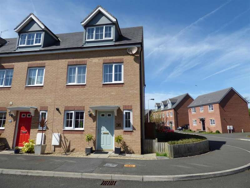 3 Bedrooms House for sale in Parc Y Garreg, Kidwelly