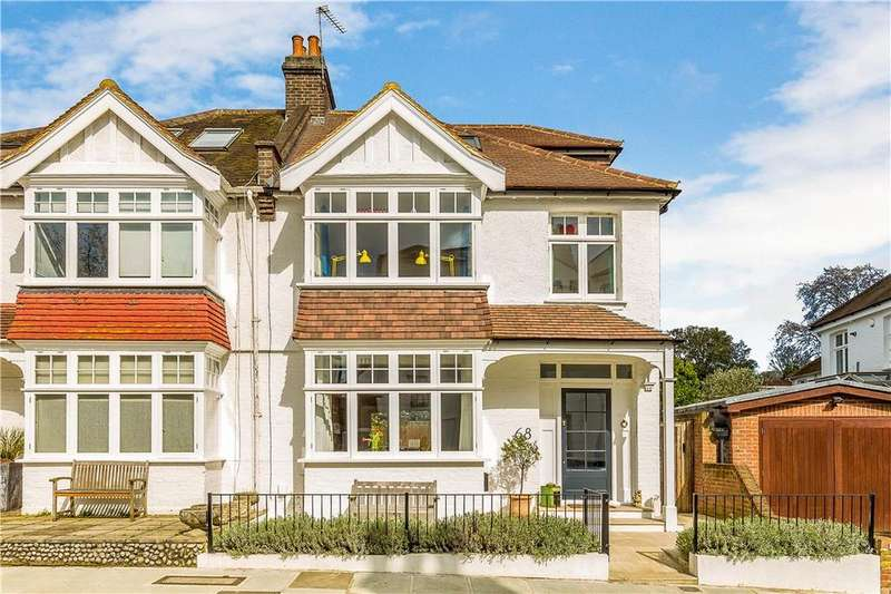 4 Bedrooms Town House for sale in Lebanon Park, Richmond, Twickenham, TW1