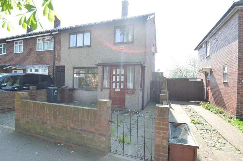 2 Bedrooms End Of Terrace House for sale in Porters Avenue, Dagenham