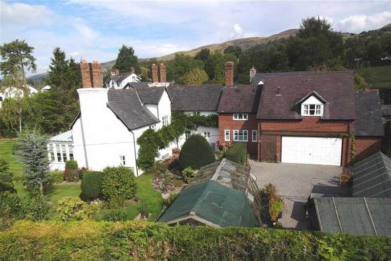 4 Bedrooms Detached House for sale in Llanbedr Dyffryn Clwyd, Ruthin