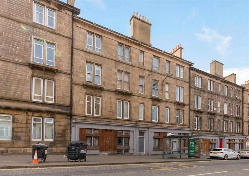 1 Bedroom Flat for sale in 181 (BF1) Easter Road