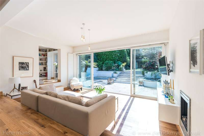 5 Bedrooms Terraced House for sale in Rockwell Gardens, London, SE19