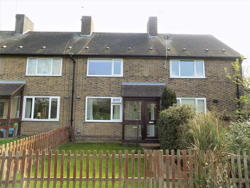 2 Bedrooms Terraced House for sale in Trenchard Close, Newton, Nottingham