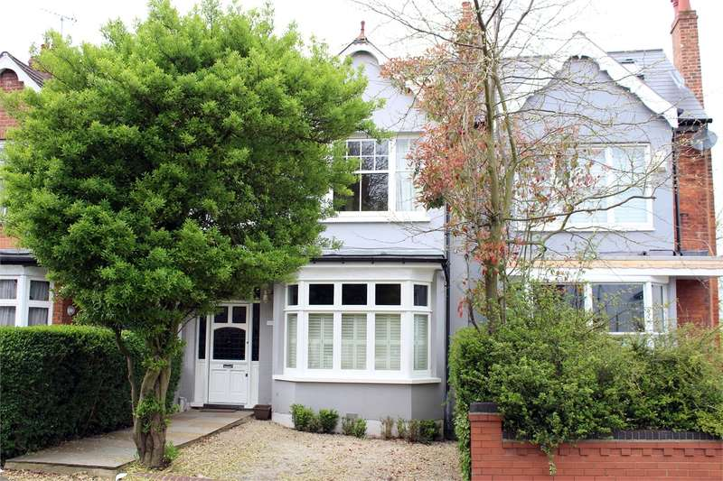 5 Bedrooms Terraced House for sale in Sydney Road, Muswell Hill, London