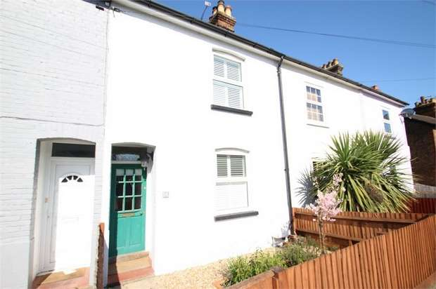 3 Bedrooms Terraced House for sale in Worplesdon Road, Guildford, Surrey