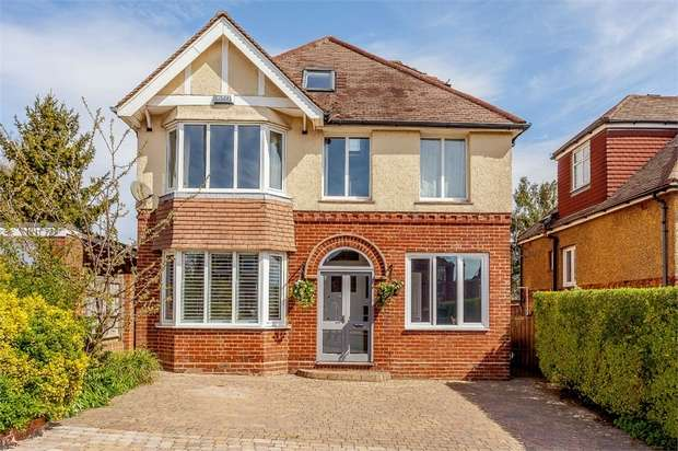 5 Bedrooms Detached House for sale in Yew Tree Road, Tunbridge Wells, Kent