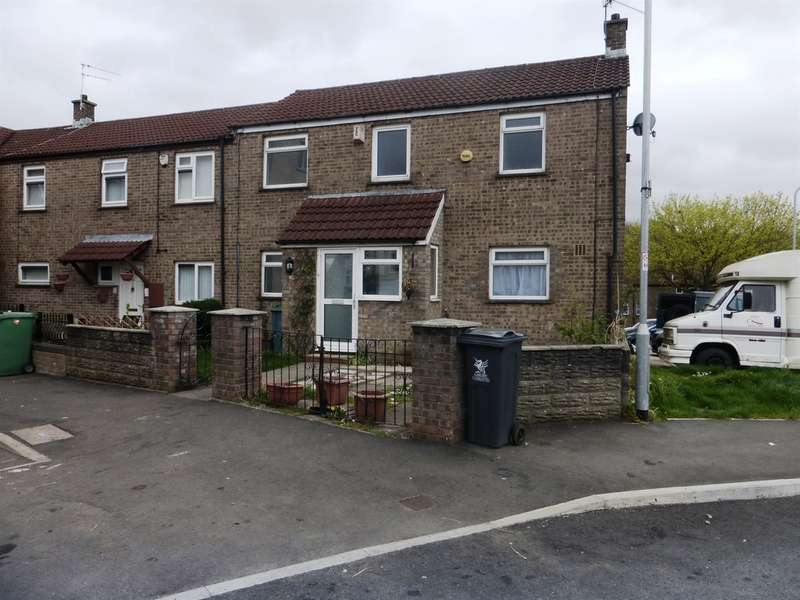 3 Bedrooms End Of Terrace House for sale in Brookfield Drive, St. Mellons, Cardiff