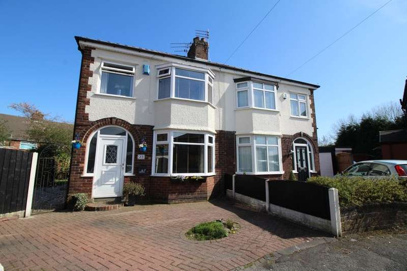 3 Bedrooms Property for sale in Rydal Avenue, Prescot, L34
