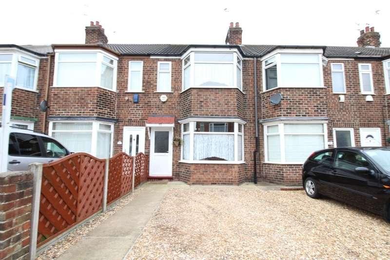3 Bedrooms Terraced House for sale in Roslyn Road, Hull, HU3