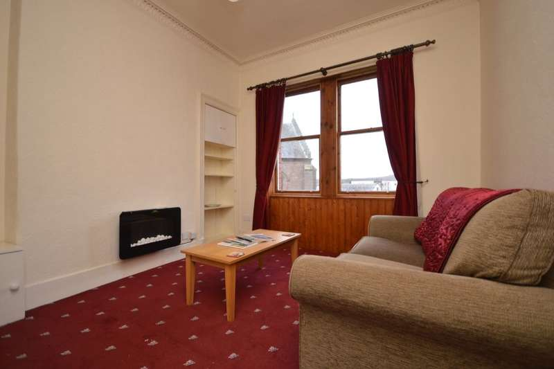 1 Bedroom Flat for sale in King Street, Doune, FK16