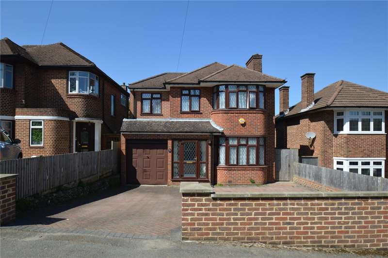 4 Bedrooms Detached House for sale in Derwent Drive, Purley