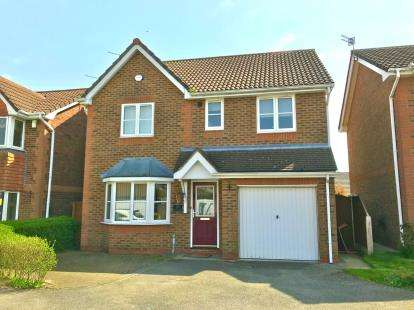 4 Bedrooms Detached House for sale in The Fairways, Winsford, Cheshire