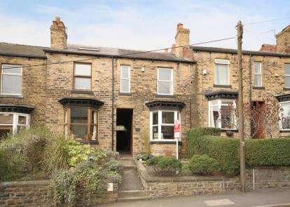 3 Bedrooms Terraced House for sale in Oakland Road, Hillsborough, Sheffield