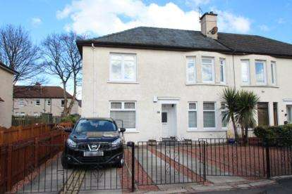 2 Bedrooms Flat for sale in Chaplet Avenue, Knightswood, Glasgow