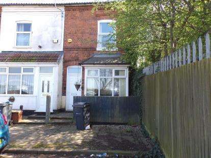 2 Bedrooms End Of Terrace House for sale in Ada Road, Yardley, Birmingham