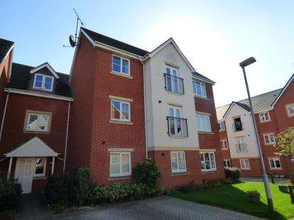 2 Bedrooms Flat for sale in Havelock Gardens, Thurmaston, Leicester, Leicestershire
