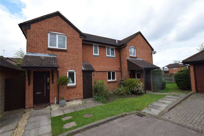 3 Bedrooms Semi Detached House for sale in Horatio Avenue, Warfield, Berkshire, RG42
