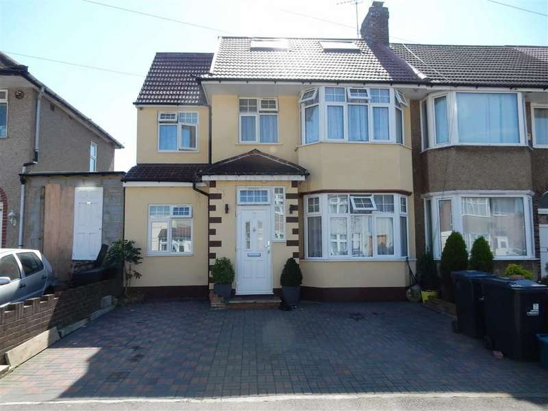 6 Bedrooms Semi Detached House for sale in Towers Road, Southall, Middlesex